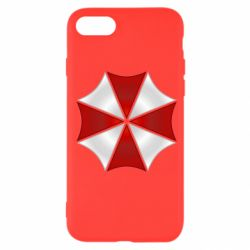 Чохол для iPhone SE 2020 Umbrella Corp Logo
