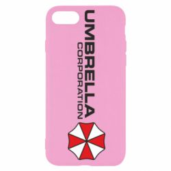 Чехол для iPhone SE 2020 Umbrella Corp