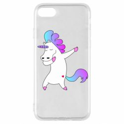 Чехол для iPhone SE 2020 Unicorn swag