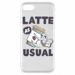 Чохол для iPhone SE 2020 Usual milk