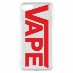 Чехол для iPhone SE 2020 Vape Vans