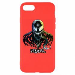 Чехол для iPhone SE 2020 Venom Bust Art