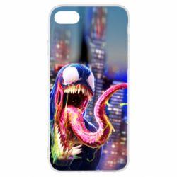 Чехол для iPhone SE 2020 Venom slime