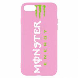 Чохол для iPhone SE 2020 Вертикальний Monster Energy