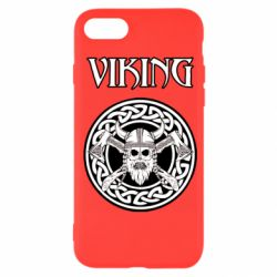 Чехол для iPhone SE 2020 Vikings and axes