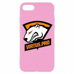 Чохол для iPhone SE 2020 Virtus logo