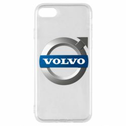 Чехол для iPhone SE 2020 VOLVO 3D
