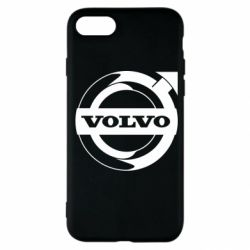 Чохол для iPhone SE 2020 Volvo logo