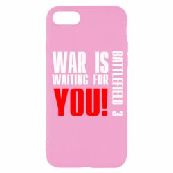 Чехол для iPhone SE 2020 War is waiting for you!