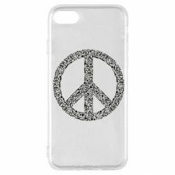 Чохол для iPhone SE 2020 War Peace