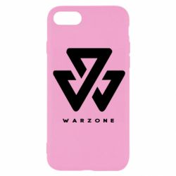 Чохол для iPhone SE 2020 Warzone