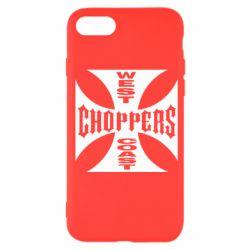Чехол для iPhone SE 2020 West Coast Choppers