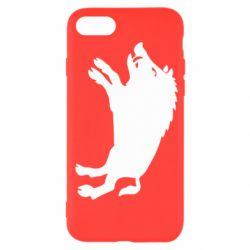 Чохол для iPhone SE 2020 Wild boar
