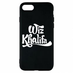 Чехол для iPhone SE 2020 Wiz Khalifa