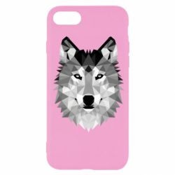 Чохол для iPhone SE 2020 Wolf Art