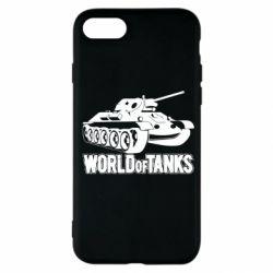Чохол для iPhone SE 2020 World Of Tanks Game