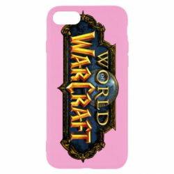 Чохол для iPhone SE 2020 World of Warcraft game