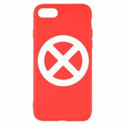 Чохол для iPhone SE 2020 X-man logo