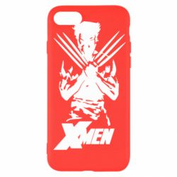 Чехол для iPhone SE 2020 X men: Logan