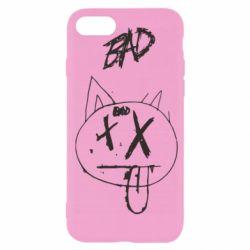 Чехол для iPhone SE 2020 Xxtenations bad smile