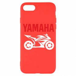 Чехол для iPhone SE 2020 Yamaha Bike
