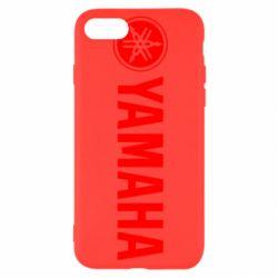 Чехол для iPhone SE 2020 Yamaha Logo