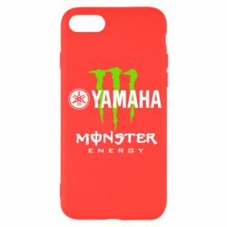 Чехол для iPhone SE 2020 Yamaha Monster Energy
