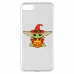 Чохол для iPhone SE 2020 Yoda conjures