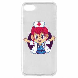 Чохол для iPhone SE 2020 Young doctor