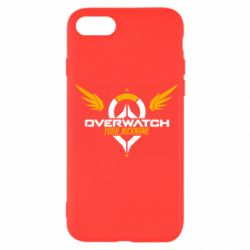 Чехол для iPhone SE 2020 Your Nickname in the game Overwatch