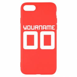 Чохол для iPhone SE 2020 Yourname Akashi