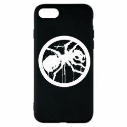 Чехол для iPhone SE 2020 Жирный муравей