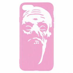 Чехол для iPhone SE 2020 Зомби (Ходячие мертвецы)