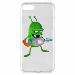 Чехол для iPhone SE 2020 Zombie catchers
