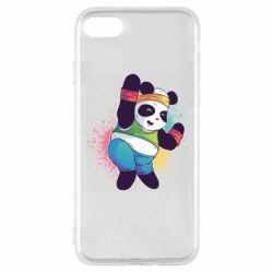 Чохол для iPhone SE 2020 Zumba Panda