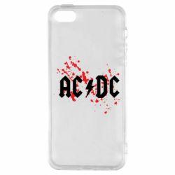 Чохол для iPhone SE ACDC