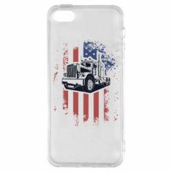 Чохол для iPhone SE American Truck