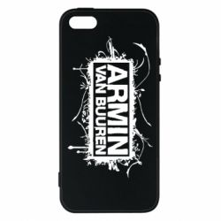 Чехол для iPhone SE Armin Van Buuren