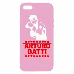 Чохол для iPhone SE Arturo Gatti