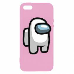 Чохол для iPhone SE Astronaut Among Us