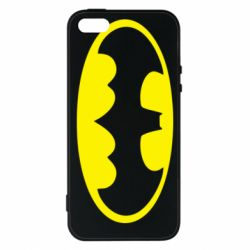 Чехол для iPhone SE Batman