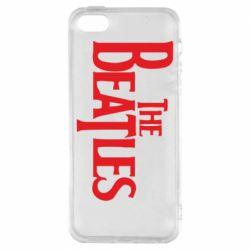 Чохол для iPhone SE Beatles