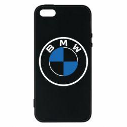 Чохол для iPhone SE BMW logo 2020
