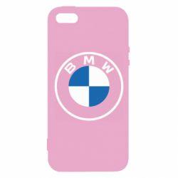 Чохол для iPhone SE BMW logotype 2020