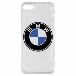 Чохол для iPhone SE BMW