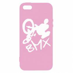 Чехол для iPhone SE BMX