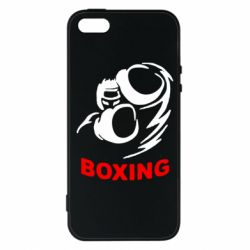 Чохол для iPhone SE Boxing