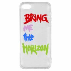 Чехол для iPhone SE Bring me the horizon