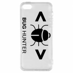 Чохол для iPhone SE Bug Hunter