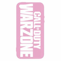 Чохол для iPhone SE Call of Duty: Warzone